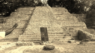Ruins. Belize.