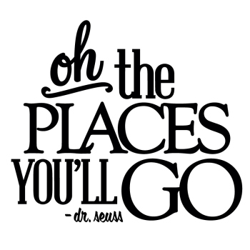 Oh the Places You'll Go - Thumbnail